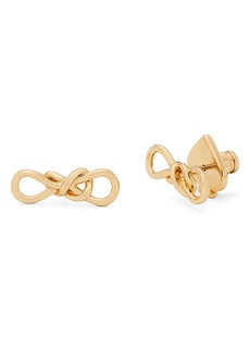 kate spade new york with a twist stud earrings