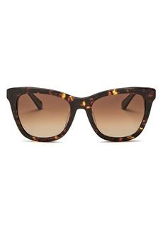 kate spade new york Women's Alexane Square Sunglasses, 53mm