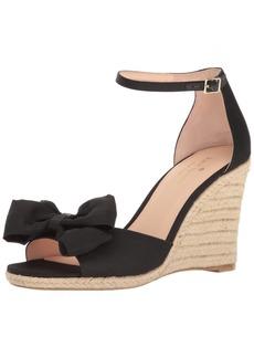 Kate Spade New York Women's Broome Espadrille Wedge Sandal