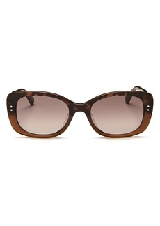 kate spade new york Women's Citiani Square Sunglasses, 53mm