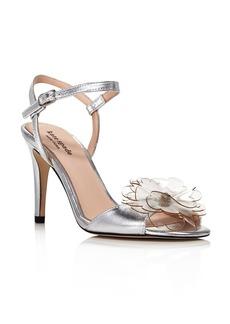 kate spade new york Women's Giulia Floral High-Heel Sandals