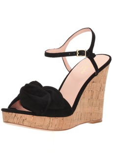 Kate Spade New York Women's Janae Espadrille Wedge Sandal
