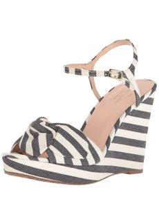 Kate Spade New York Women's Janae Wedge Sandal  9.5 Medium US