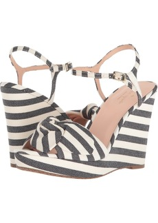 Kate Spade New York Women's Janae Wedge Sandal   Medium US