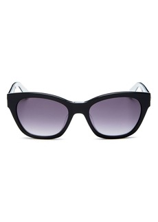kate spade new york Women's Jerri Square Sunglasses, 50mm