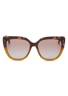 kate spade new york Women's Kiyanna Square Sunglasses, 55mm