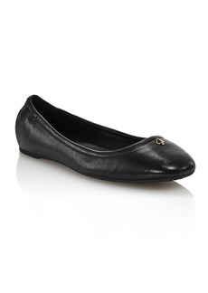 kate spade new york Women's Kora Leather Ballet Flats