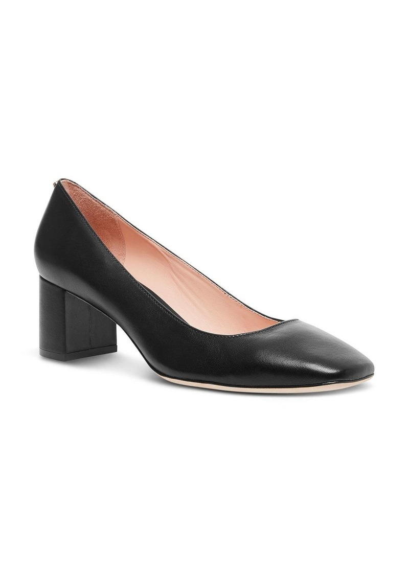 kate spade new york Women's Kylah Square-Toe Pumps