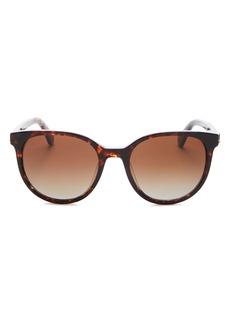 kate spade new york Women's Melanie Polarized Square Sunglasses, 52mm