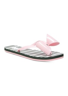 kate spade new york Women's Norma Bow Flip-Flops