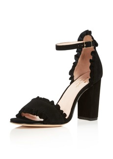 kate spade new york Women's Odele Suede High-Heel Sandals