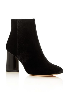 kate spade new york Women's Reenie Square-Toe Booties