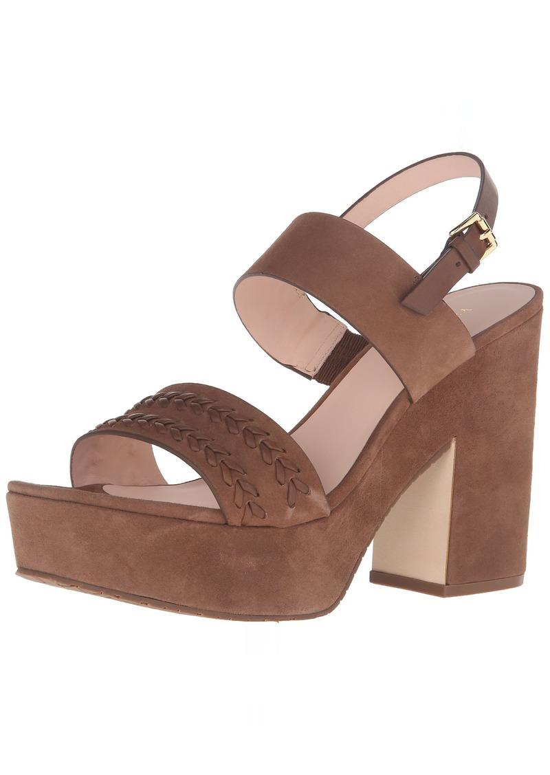 kate spade new york Women's Rosa Platform dress Sandal   M US