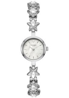 kate spade new york Women's Star Chain Stainless Steel Bracelet Watch 20mm