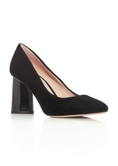 kate spade new york Women's Sybil Gem Block-Heel Pumps