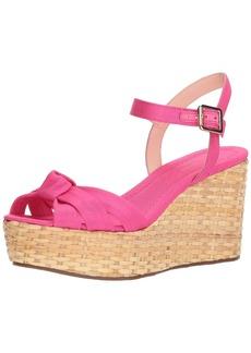 Kate Spade New York Women's Tilly Wedge Sandal  5.5 Medium US