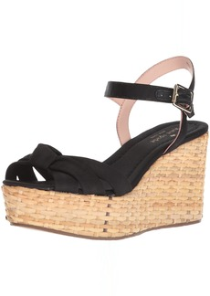 Kate Spade New York Women's Tilly Wedge Sandal  8 Medium US