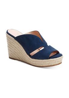 kate spade new york Women's Tropez Espadrille Wedge Sandals