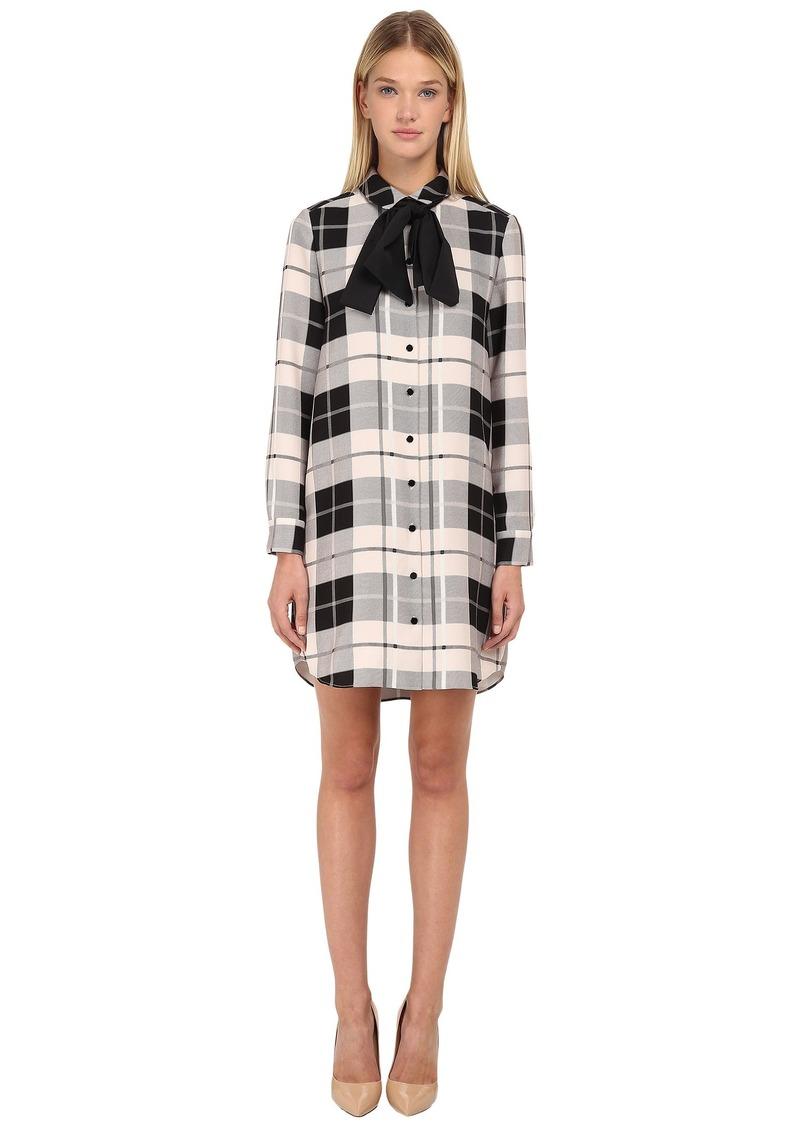 f50604209b5 Kate Spade Kate Spade New York Woodland Plaid Griffin Dress
