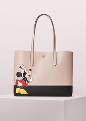 kate spade new york x minnie mouse large tote