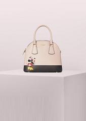 kate spade new york x minnie mouse medium dome satchel