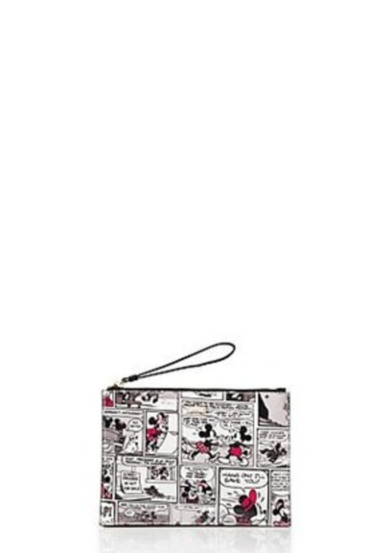 kate spade new york x minnie mouse minnie comic medium bella