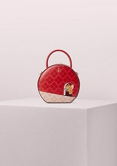 kate spade new york x tom & jerry canteen bag