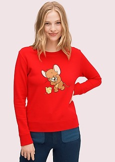 kate spade new york x tom & jerry sweatshirt
