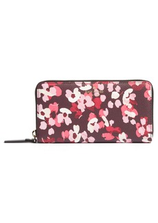 kate spade new york young lane - lacey faux leather wallet