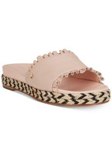 kate spade new york Zahara Flatform Sandals