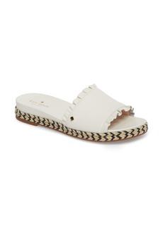 kate spade new york zahara slide sandal (Women)