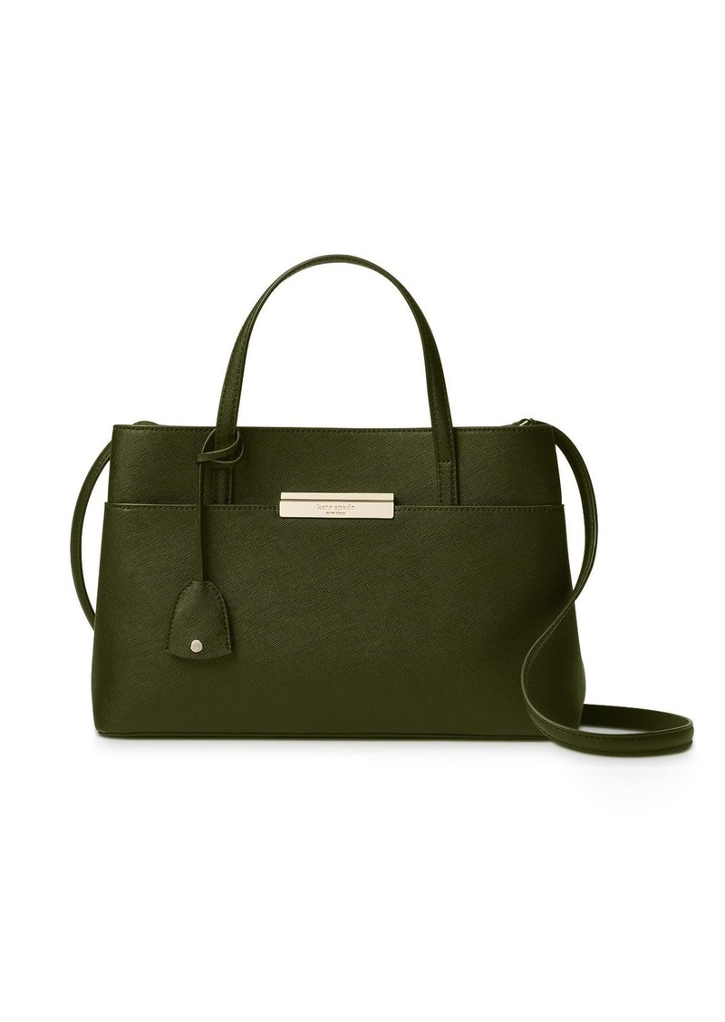 kate spade new york Zuri Leather Satchel