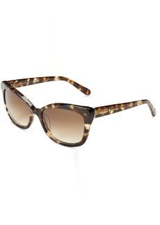 Kate Spade Women's Amaras Cat-Eye Sunglasses