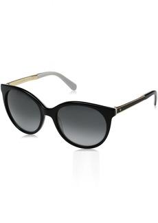 Kate Spade Women's Amayas Round Sunglasses