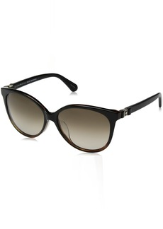 Kate Spade Women's Brieanna/f/s Round Sunglasses DKHAVANA