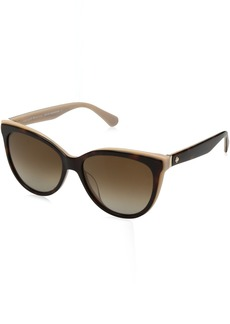 Kate Spade Women's Daesha/s Polarized Round Sunglasses