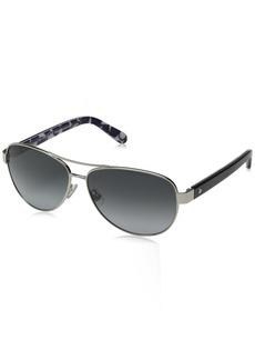 01466e224e Kate Spade kate spade new york abianne 51mm round sunglasses ...