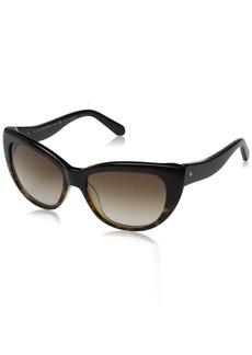 Kate Spade Women's Emalee Cateye Sunglasses