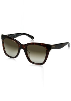 Kate Spade Women's Emmylou Square Sunglasses  51 mm