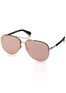 Kate Spade Women's Jakayla/s Aviator Sunglasses