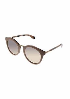 Kate Spade Women's Joylyn/s Round Sunglasses  50 mm