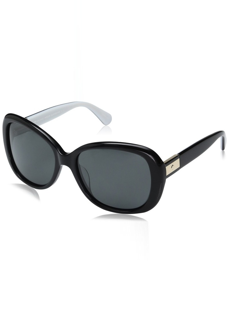 Kate Spade Women's Judyann/p/s Oval Sunglasses