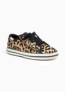 keds kids x kate spade new york champion leopard toddler sneakers