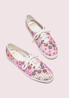keds x kate spade new york champion pacific petals sneakers