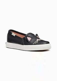 keds x kate spade new york hayden cat double decker toddler sneakers