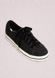 keds x kate spade new york kickstart tinsel sneakers