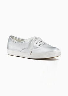 keds x kate spade new york metallic sneakers