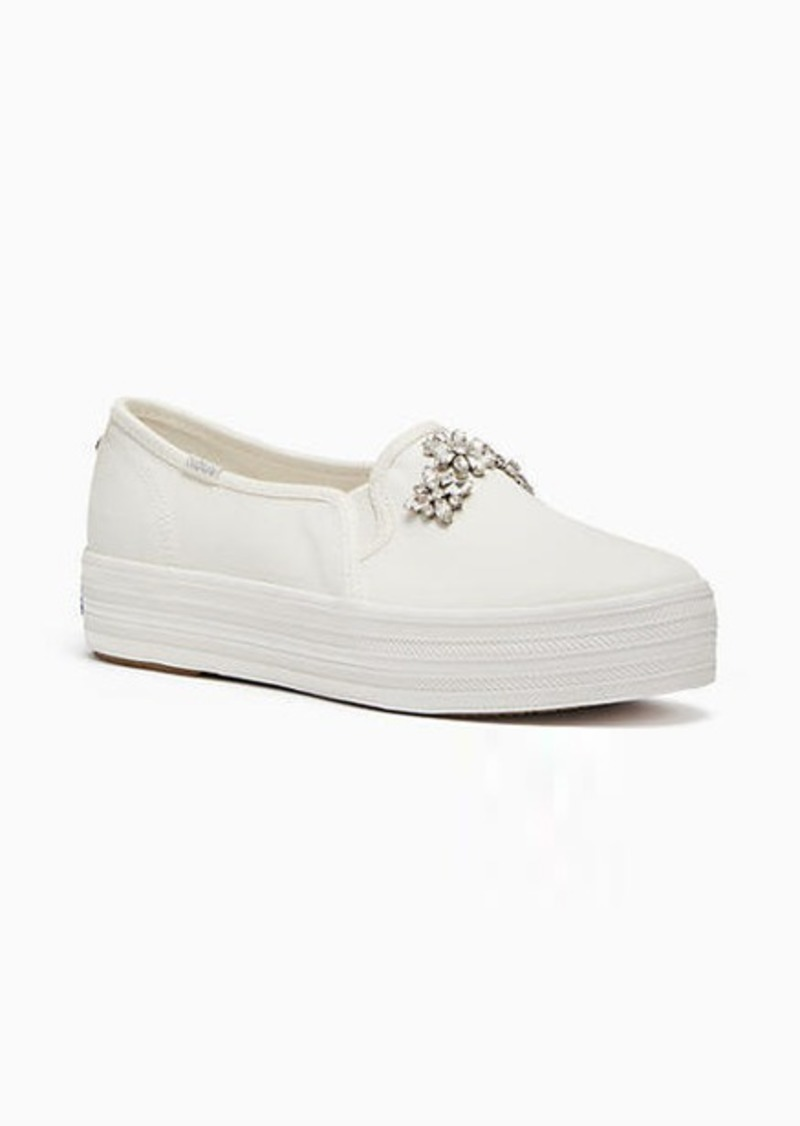 666ad899e157 Kate Spade keds x kate spade new york triple decker sneakers