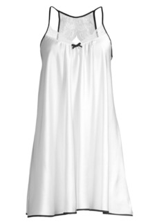 Kate Spade Lace Bridal Chemise