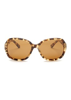 Kate Spade laney 57mm oversized sunglasses